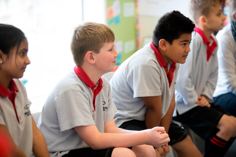 Pause Breath Smile and the New Zealand Curriculum